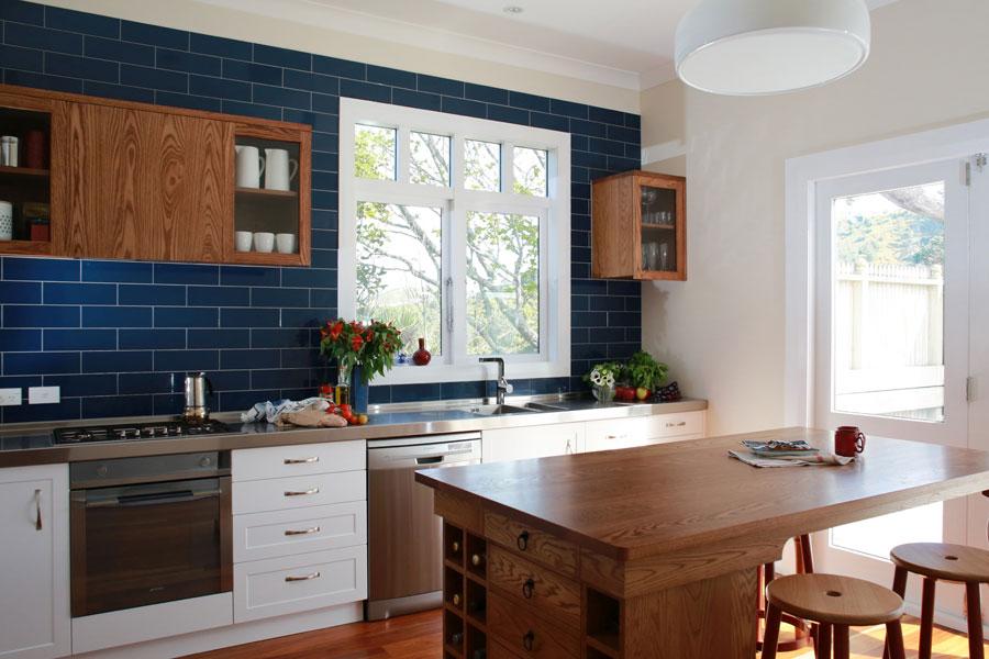 Residential Interior Design: Brooklyn Villa
