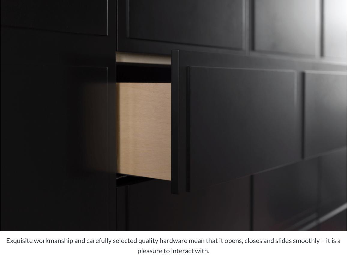 Storage interior design Japanese influence