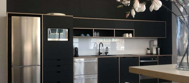 Office kitchen design