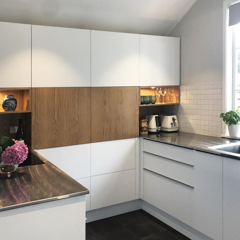 Small kitchen design wellington
